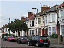 TQ2284 : Osborne Road, NW2 by Mike Quinn