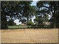 SP2480 : Backs of houses on Back Lane, Four Oaks  by Robin Stott