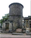 NT2674 : The tomb of David Hume, Old Calton by kim traynor