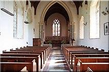 TG0135 : St Mary, Gunthorpe - East end by John Salmon
