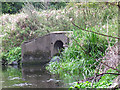 TQ2767 : Drainage outfall into the Wandle by Stephen Craven