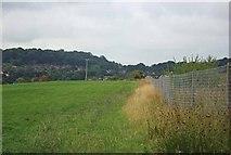 SJ8147 : Footpath to Silverdale by Glyn Baker
