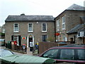 SO3828 : Ewyas Harold post office and general store by Jaggery
