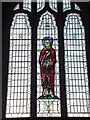SX9393 : The west window of St James church by David Smith