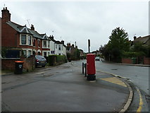 SP9024 : Postbox at the junction of Southcourt Avenue and Southcourt Road by Basher Eyre