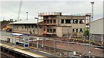 J3271 : New train maintenance depot, Belfast (9) by Albert Bridge