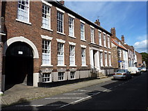 TA1767 : The Convent of Mercy, Old Town High Street by Richard Law