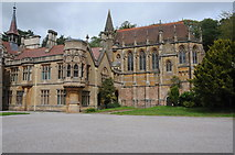 ST5071 : Chapel at Tyntesfield by Philip Halling