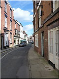 TA1767 : Old Town High Street by Richard Law