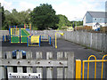 SX8477 : Play area opposite Apple Tree Close  by Robin Stott