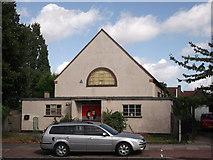 TQ4275 : The Frankie Howerd Centre, Eltham by David Anstiss
