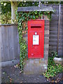 TM2749 : Victoria Road Postbox by Adrian Cable