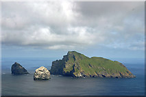 NA1505 : Stac an Armin, Stac Lee and Boreray, St Kilda by Phil Thirkell