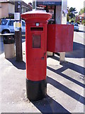 TM2649 : Warwick Avenue & 37-39 Warwick Avenue George V  Postbox by Geographer