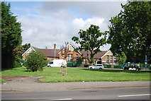 TQ5283 : Whybridge Junior School by N Chadwick