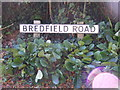 TM2649 : Bredfield Road sign by Adrian Cable