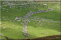 NF0999 : Main Street, Hirta by Phil Thirkell