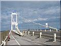 ST5689 : Severn Bridge by Ian Taylor