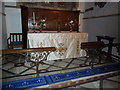 SP9030 : St. Mary the Virgin, Great Brickhill: altar by Basher Eyre
