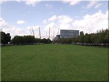 TQ3979 : Central Park, North Greenwich by David Anstiss