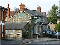 SU1584 : The George, Eastcott Hill, Swindon by Brian Robert Marshall