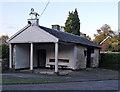 SE9700 : Old Blacksmiths at Redbourne by J.Hannan-Briggs