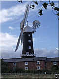TA0233 : Skidby Windmill by J.Hannan-Briggs