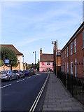 TM2749 : B1079 St.John's Street, Woodbridge by Adrian Cable