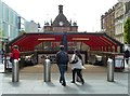 NS5865 : St Enoch Underground Station by Andy Farrington