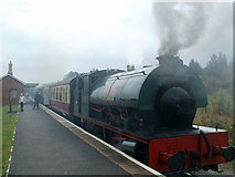 SO2508 : Smoky Mardy Monster,  Blaenavon (High Level) station by Jaggery