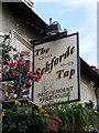 TM2649 : The Seckforde Tap Public House sign by Adrian Cable
