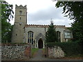 TL6147 : All Saints, Horseheath by Keith Evans