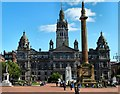 NS5965 : Glasgow City Chambers by Andy Farrington