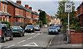 J3471 : Rushfield Avenue, Belfast by Albert Bridge