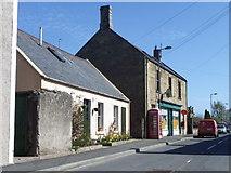 NT8862 : Village scene, Reston by Maigheach-gheal