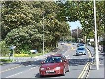 SN5981 : Machynlleth Road, Aberystwyth by Oliver Dixon