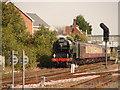 TF0645 : Tornado passes through Sleaford by Ian Paterson