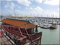 TQ3303 : Brighton Marina by Oast House Archive