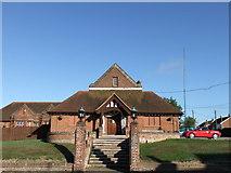 TL7625 : Bocking Village Hall, Bocking Churchstreet by PAUL FARMER