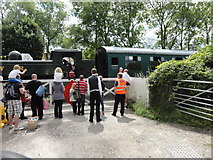 TQ8833 : Kent & East Sussex Railway, Tenterden by Helmut Zozmann