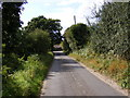 TM4153 : School Road, Sudbourne by Adrian Cable