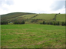 SN8879 : The country west of Llangurig by David Purchase