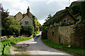 TQ0213 : Church Street, Amberley, Sussex by Peter Trimming