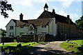 TQ0514 : Rackham Old School, Sussex by Peter Trimming