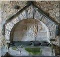 NG0483 : Tuama Alasdair MhicLeoid / Alasdair MacLeod's Tomb by Rob Farrow