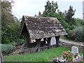 TQ5419 : Lychgate All Saints Church, Waldron by PAUL FARMER