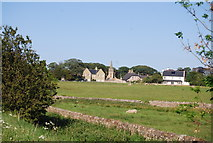 NU2229 : Church of St Ebba, Beadnell by N Chadwick