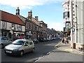 NT9928 : High Street, Wooler by Richard Webb