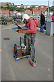 NZ8910 : Puppeteer, Whitby by Dave Hitchborne