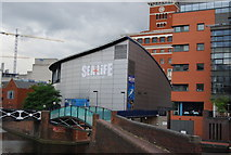 SP0586 : National Sealife Centre. by N Chadwick